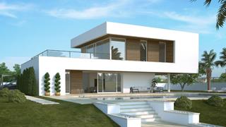 Villas de lujo con fgi consulting - Casas prefabricadas de lujo ...
