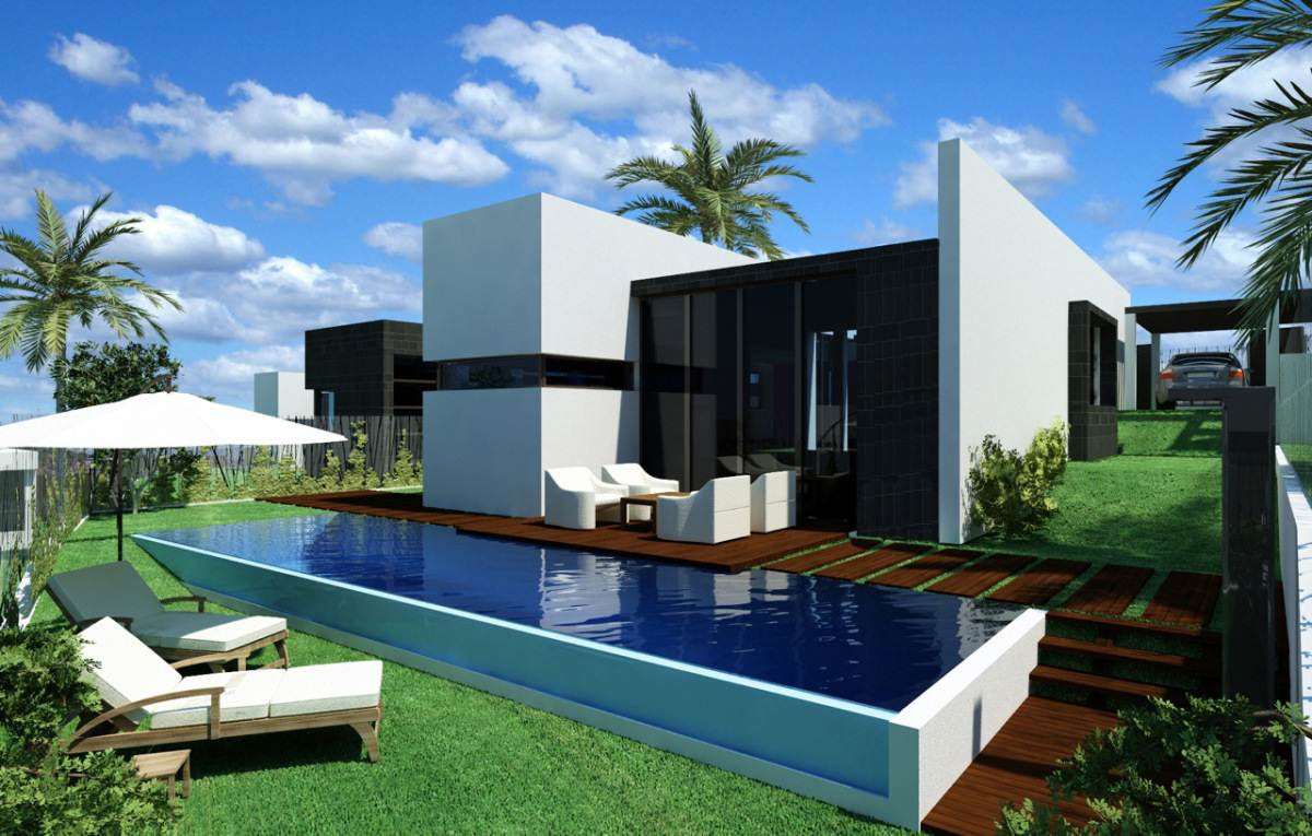 Constructions luxury Villas Marbella